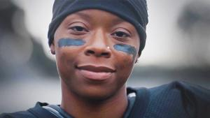 Toni Harris Wants to Be First Female NFL Player