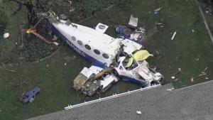Who Was the Pilot Who Crashed Into a California Home on Super Bowl Sunday?