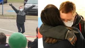 Man With Down Syndrome Welcomed Back to School Following Heart Transplant