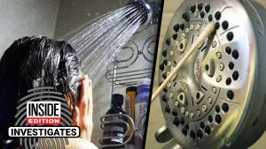 Your Showerheads Could Be Filled With Bacteria and Fungus