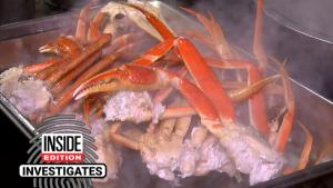 Why So Many People Are Fighting Over Crab Legs at Buffets