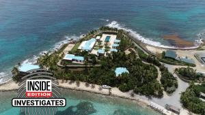 A Look at Jeffrey Epstein's 70-Acre Private Island in the Caribbean