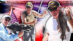 'Captain Kip' Takes Veterans on Free Fishing Trips: 'It Helps Me to Help Them'