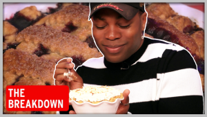 The Breakdown: Mukbang With 'Waitress' Star Todrick Hall