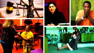 Brawls and Betrothals: All the Drama in Real Courtrooms