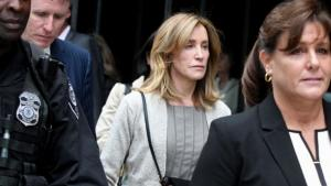 Felicity Huffman Fears Worst in Sentencing for College Admissions Scandal