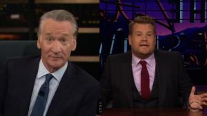 James Corden Slams Bill Maher for Fat-Shaming Remarks Made on HBO Show