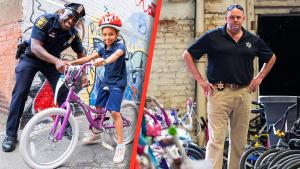 'Bob the Bike Guy' Is Giving Kids in Massachusetts Their First Set of Wheels