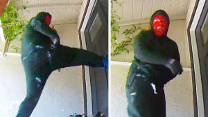 Masked Intruders Break Down Door While California Family Is Home