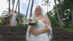 Bride Gets Wedding Redo After Losing Weight