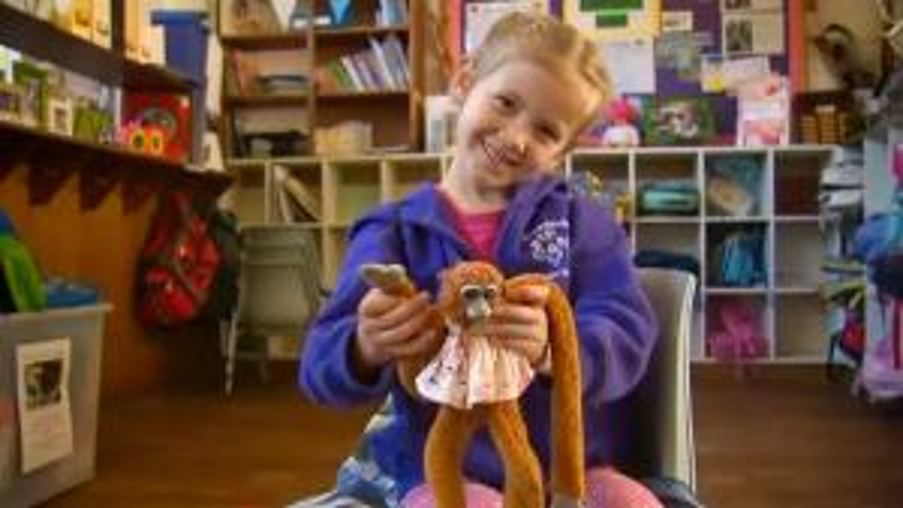 Buckingham Palace Returned a Little Girl's Lost Toy Monkey