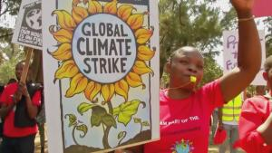 Climate Strike Sends Students to Streets Across the World Demanding Action