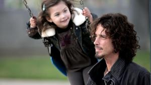 15-Year-Old Daughter of Chris Cornell Releases Song Produced by Late Dad