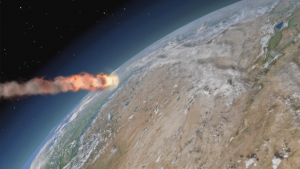 Former NASA Astronaut Ed Lu Wants to Protect the Earth From Killer Asteroids