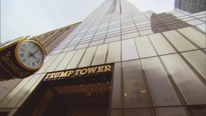 Was There a Jewel Heist at Trump Tower While the President Was in Town?