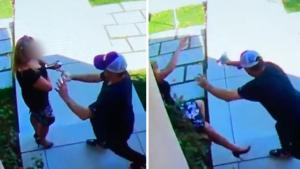 Realtor Screams as She's Attacked Outside Home: 'He Would've Killed Me'