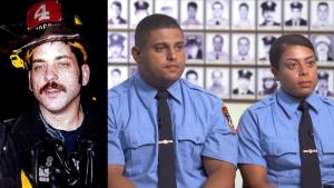 Children of First Responders Killed on 9/11 Graduate From FDNY