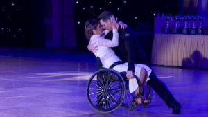 Woman Paralyzed as a Teen Ballroom Dances in Wheelchair 'With My Heart'