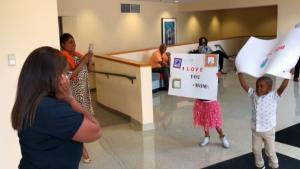 How These Kids Celebrated Their Mother's Dissertation