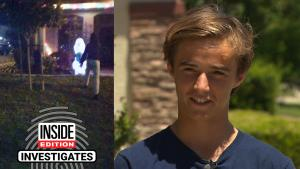 Did FBI Agent Point Gun at 2 Teens for Punching Decoration?
