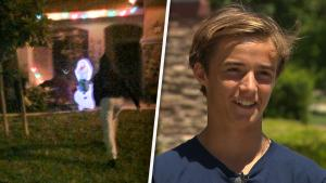 Father Says Son Had Gun Pointed at Him After Friend Punched Decoration