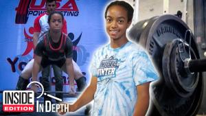 This New Jersey 14-Year-Old Might Be the Strongest Girl You'll Ever Meet