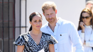 Prince Harry Files Lawsuit Over Publication of Meghan Markle's Letter