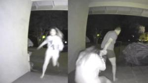 Doorbell Camera Footage Helps Cops Find Woman Allegedly Being Held Captive