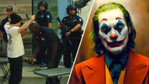 How Police Are Stepping Up Security at 'Joker' Movie Screenings