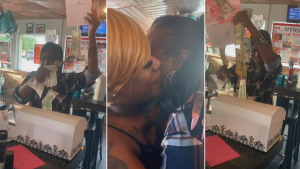 Daughter Surprises Mom on Birthday With Endless Chain of Money