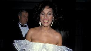 Diahann Carroll Said She Was Proud to Be on TV