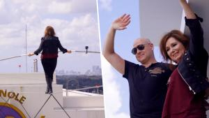 Could These Be Wallenda Family Matriarch's Final High-Wire Steps?