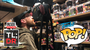 On the Hunt for Rare Funko Pops: 'Everyone Wants to Get a Piece of It'