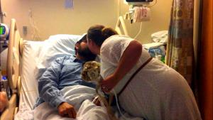 This Couple Missed Their Wedding so the Groom Could Be Rushed Into Surgery