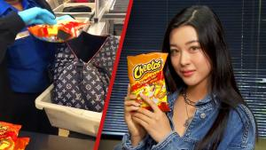 Why Was This Woman Carrying 20 Bags of Cheetos in Her Airplane Bag?