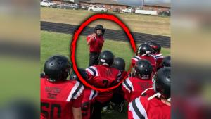 10-Year-Old Inspires School's Football Team With Incredible Pep Talk