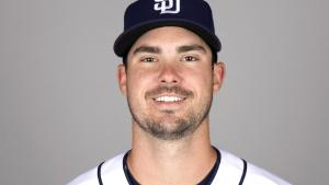 San Diego Padres Player Jacob Nix Accused of Crawling Through Doggie Door