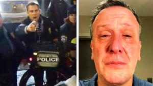 Inside Edition Producer Pepper-Sprayed While Covering Anti-Trump Protest