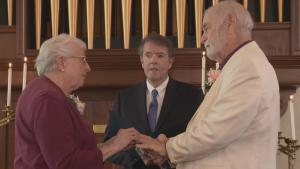 80-Year-Old Virginia High School Sweethearts Wed After 60 Years Apart