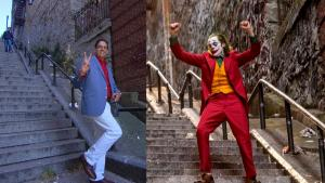 'Joker' Fans Flock to New York City Stairs Featured in Iconic Dancing Scene