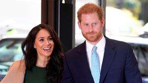 Meghan Markle and Prince Harry Will Spend Thanksgiving in the U.S.