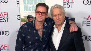 Michael Douglas's Son Cameron on Getting Sober Since His Release From Prison