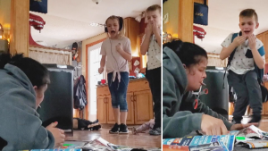 Did This Mom's Prank on Her Kids Go Too Far?