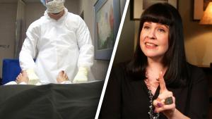 YouTube Mortician Caitlin Doughty Says 'Do Not Be Afraid of Dead Bodies'