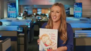 Inside Edition's Megan Alexander Writes Children's Book