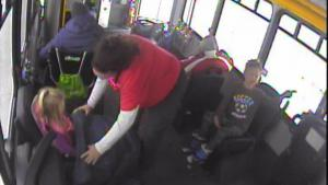 Wisconsin Bus Driver Saves Lost and Under-Dressed Children From Bitter Cold