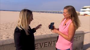 Swimmer Uses Clues to Find Owner of iPhone Lost on California Beach