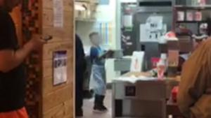 Dad of Kid Seen Working at Texas Popeye's Gets Fired