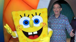 Tom Kenny, Voice of 'SpongeBob,' to Star in Nickelodeon Live Musical