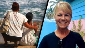 Students Give Emotional Farewell to Beloved Teacher in Dominican Republic